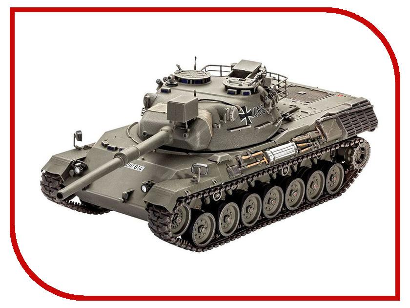 Сборная модель Revell Танк Leopard 1 03240R кисть revell 1