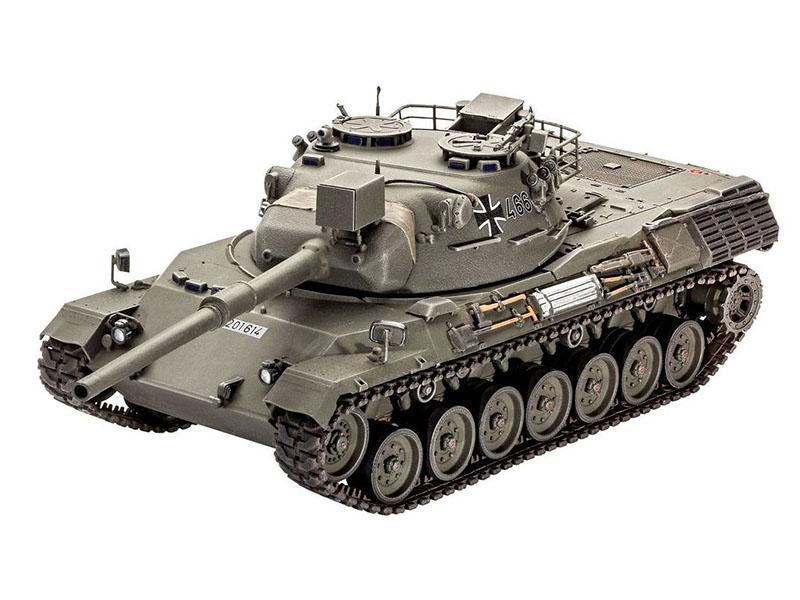 Сборная модель Revell Танк Leopard 1 03240R недорого