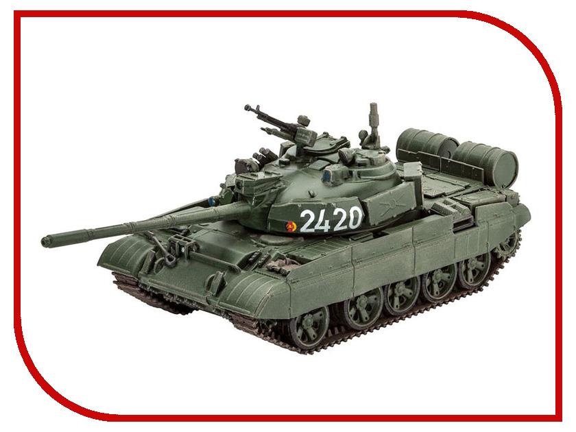 Сборная модель Revell Танк T-55AM / T-55AM2B 03306 кеды t taccardi t taccardi mp002xm0yg48
