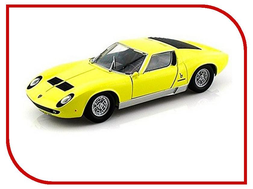 Игрушка Motormax Laмborghini Miura P 400 S 73368 игрушка motormax audi q5 73385