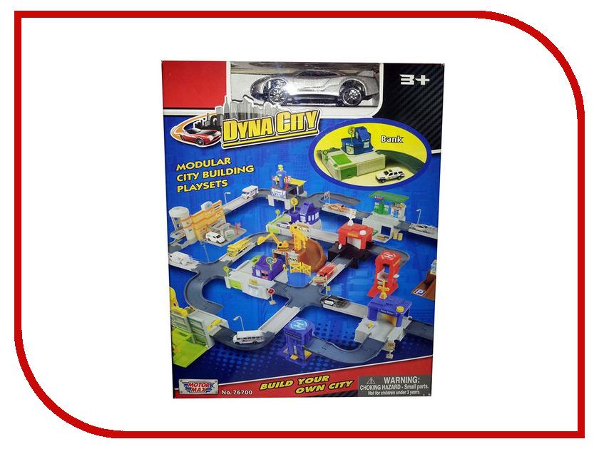 Игрушка Motormax Dyna City 76700 игрушка motormax audi q5 73385