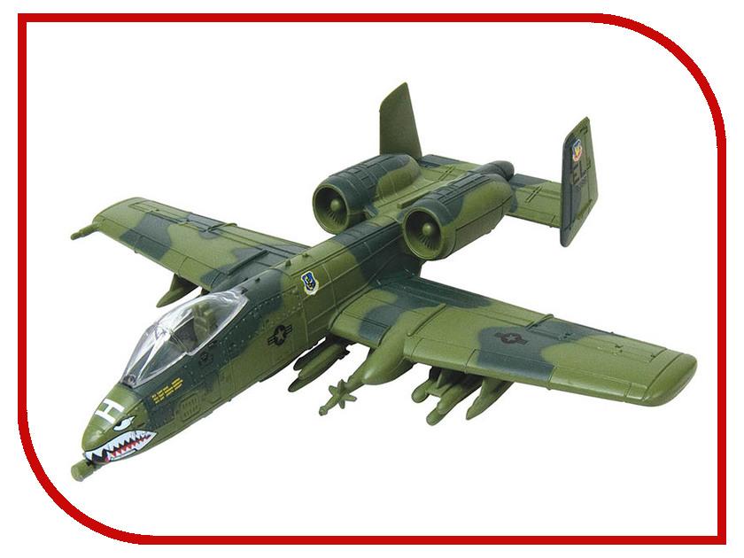 Игрушка Motormax A10A Thunderbolt II 76367 сборная модель штурмовика revell a 10 thunderbolt ii