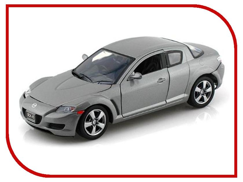 Игрушка Motormax Mazda RX8 73323 игрушка motormax audi q5 73385