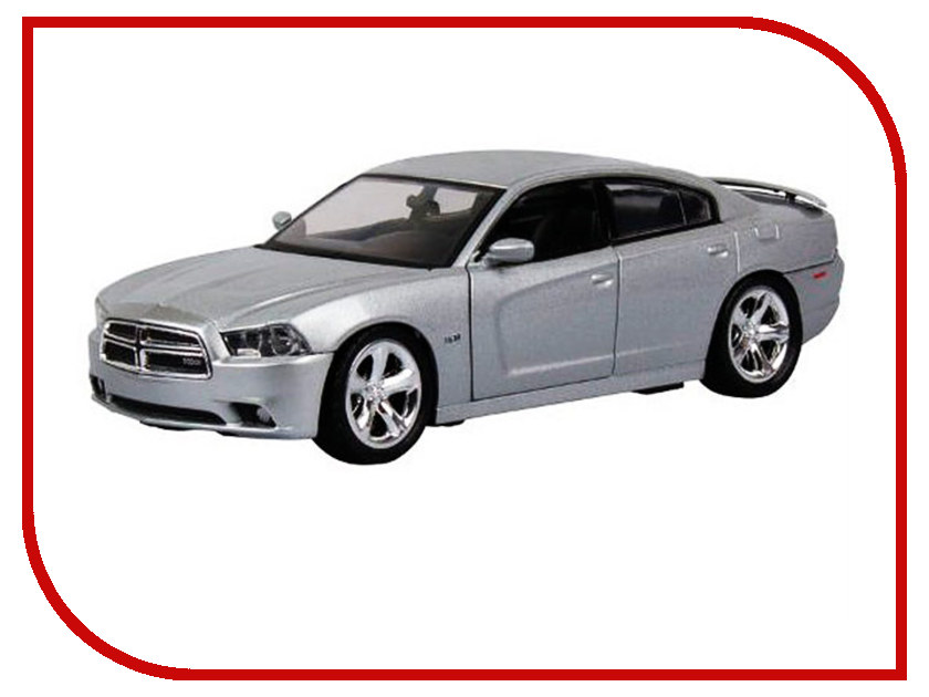 Игрушка Motormax Dodge Charger R/T 2011 73354 игрушка t toyz wb t car открытые двери yellow 4601234567879