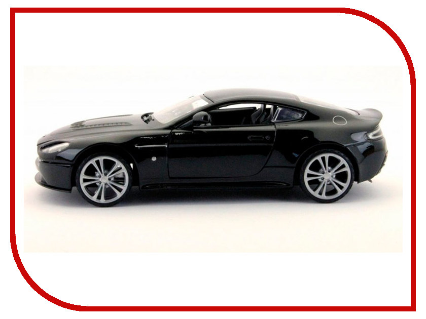 Игрушка Motormax Aston Martin V12 Vantage 73357 aston martin db 5 gold finger james bond silver