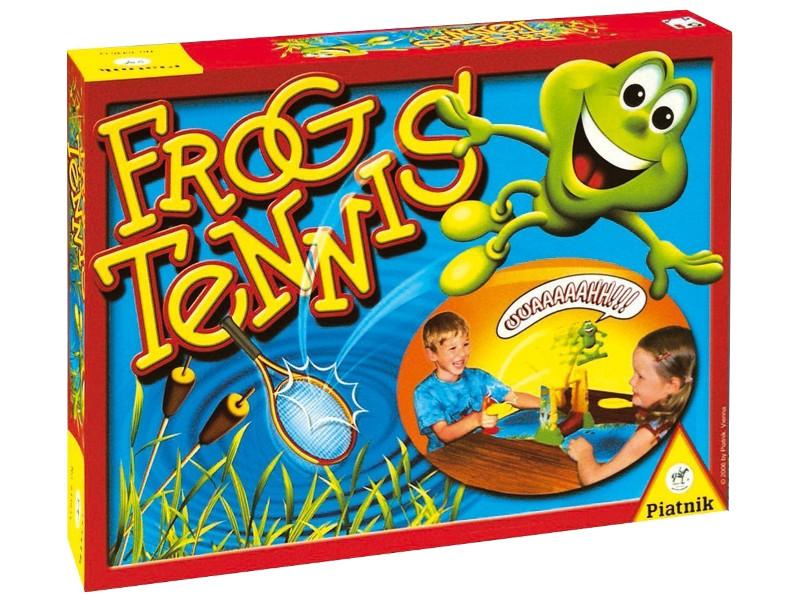 Настольная игра Piatnik Теннис Frog 644634 игра настольная piatnik веселые монстрики