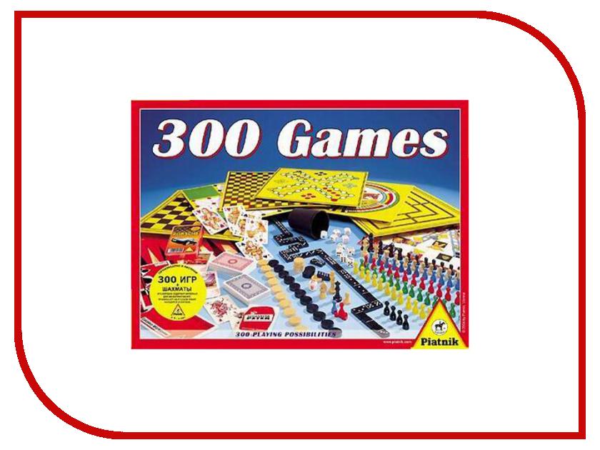 Настольная игра Piatnik 300 игр + шахматы 780332 piatnik 738692