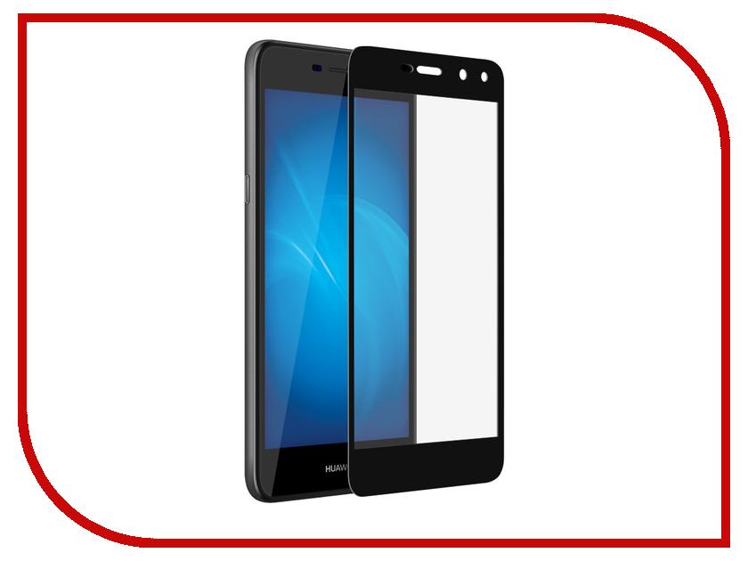 Аксессуар Защитное стекло для Huawei Y5 2017 Innovation 2D Black 11749 аксессуар