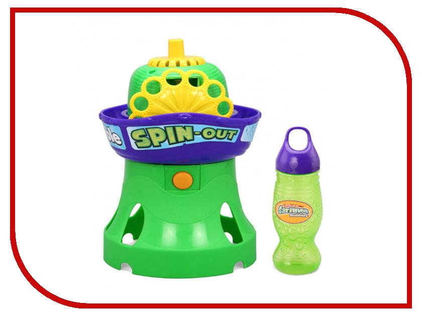 Игрушка Funrise Спирали машина для мыльных пузырей Gazillion + раствор 36196 машина для создания мыльных пузырей лягушка elc