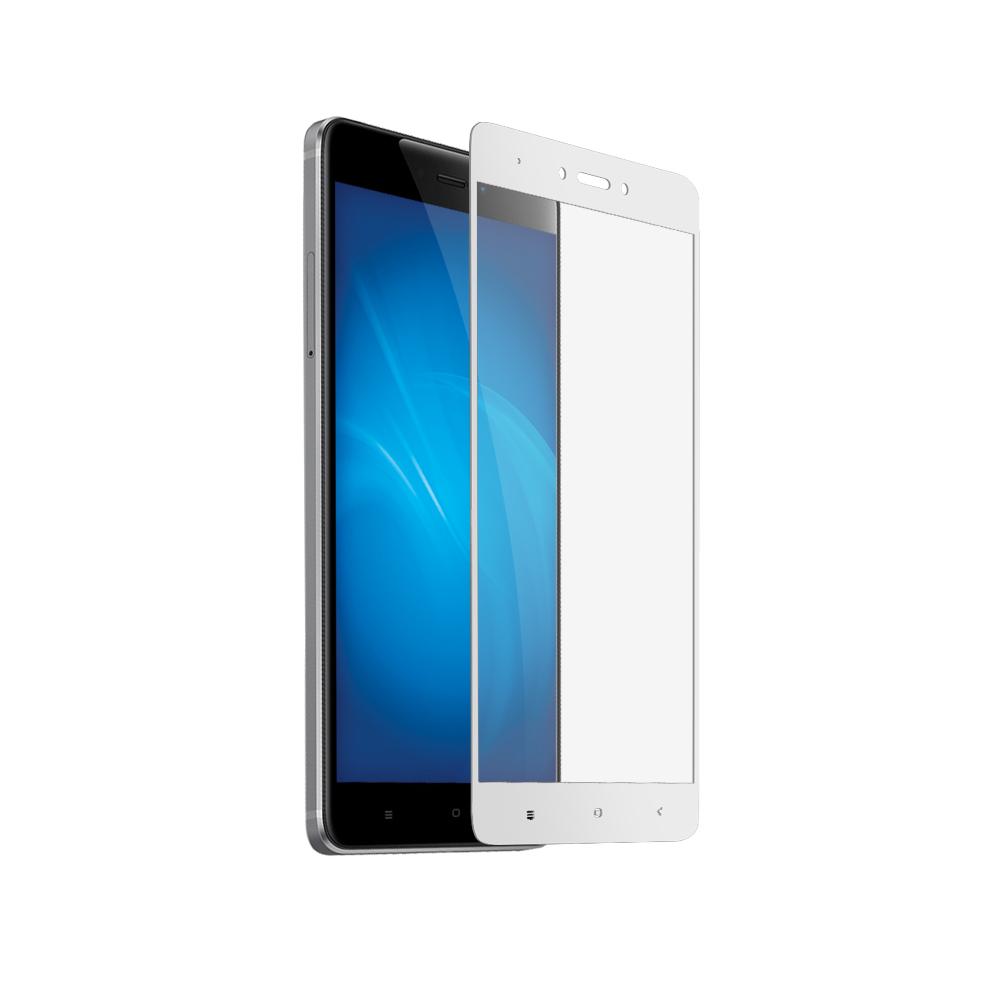 Аксессуар Защитное стекло Innovation для Xiaomi Redmi 5 A 2D White 11720 аксессуар противоударное стекло для xiaomi mi 7 innovation 2d full glue cover white 12756