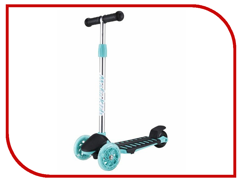 Самокат Moby Kids Junior Light 1.0 Blue