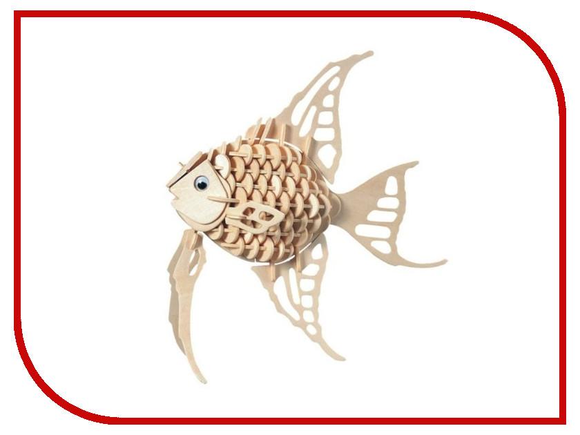3D-пазл Чудо-дерево Ангельская рыбка H010  август пазл для малышей рыбка цвет основы красный
