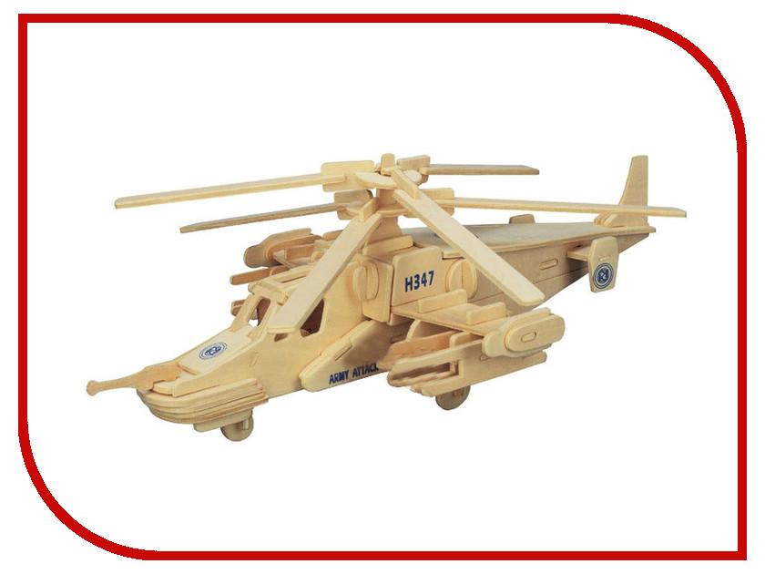 3D-пазл Чудо-дерево Вертолет Черная акула P099