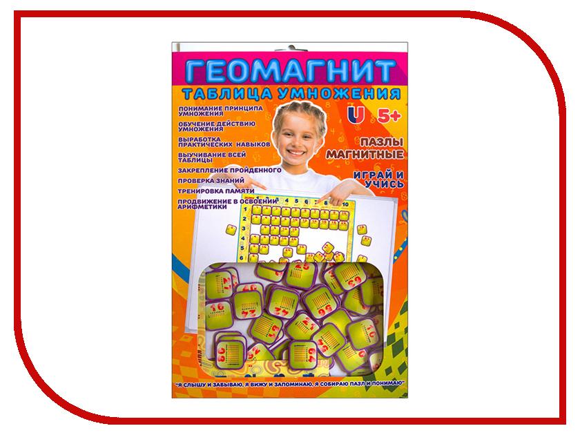 Пазл Геомагнит Таблица умножения 1025