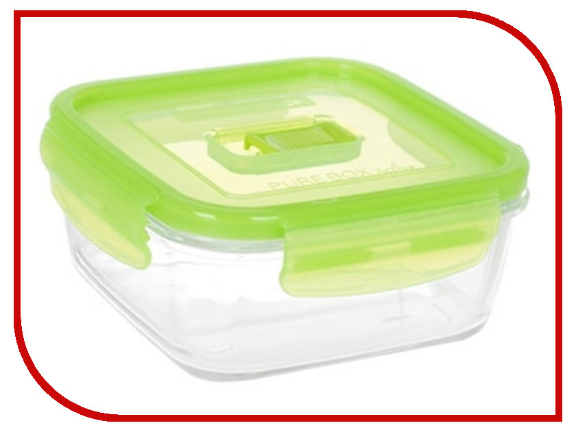 Контейнер Luminarc Pure Box Active Neon Mix 760ml N2407 цена 2017