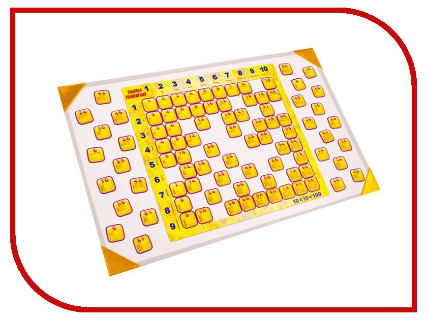 Пазл Геомагнит Таблица умножения на доске 32х51cm 1039 таблица умножения