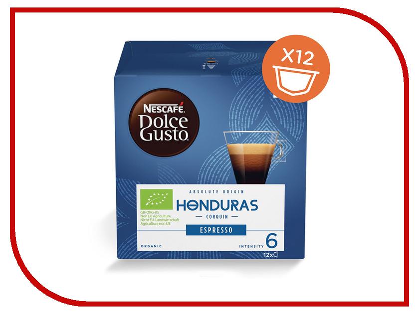 Капсулы Nescafe Dolce Gusto Espresso Honduras 12шт 12355991