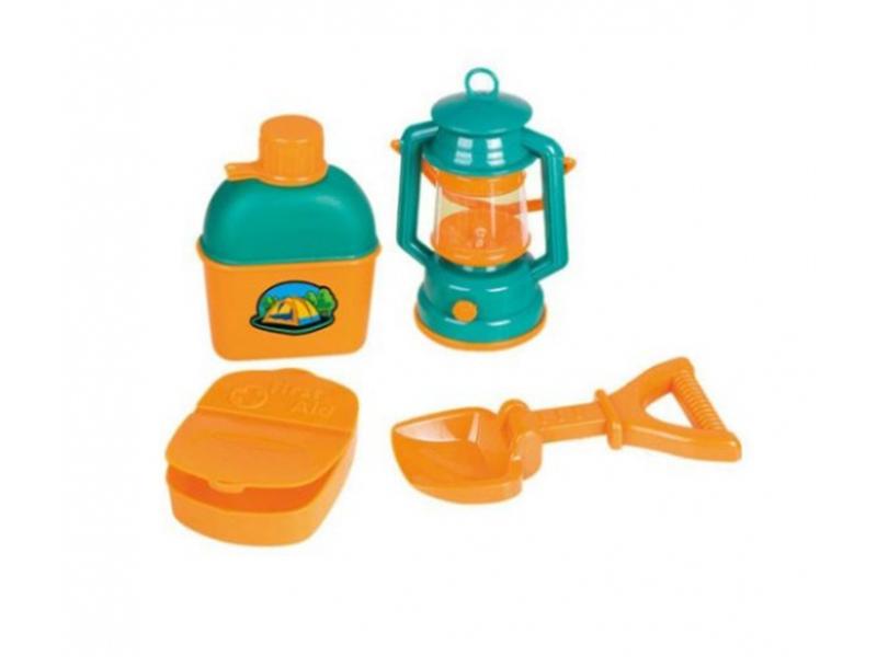 Игровой набор Shantou Gepai / Наша игрушка Турист 100909847 игровой набор shantou gepai