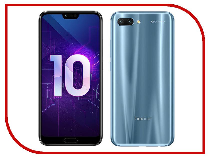 Сотовый телефон Huawei Honor 10 64Gb Grey
