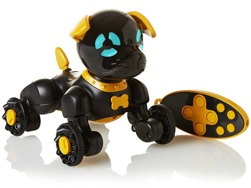 Игрушка WowWee Chip Black 2804