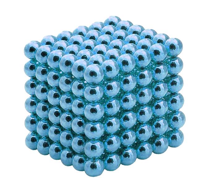 Магниты NeoCube Альфа 216 5mm Turquoise<br>