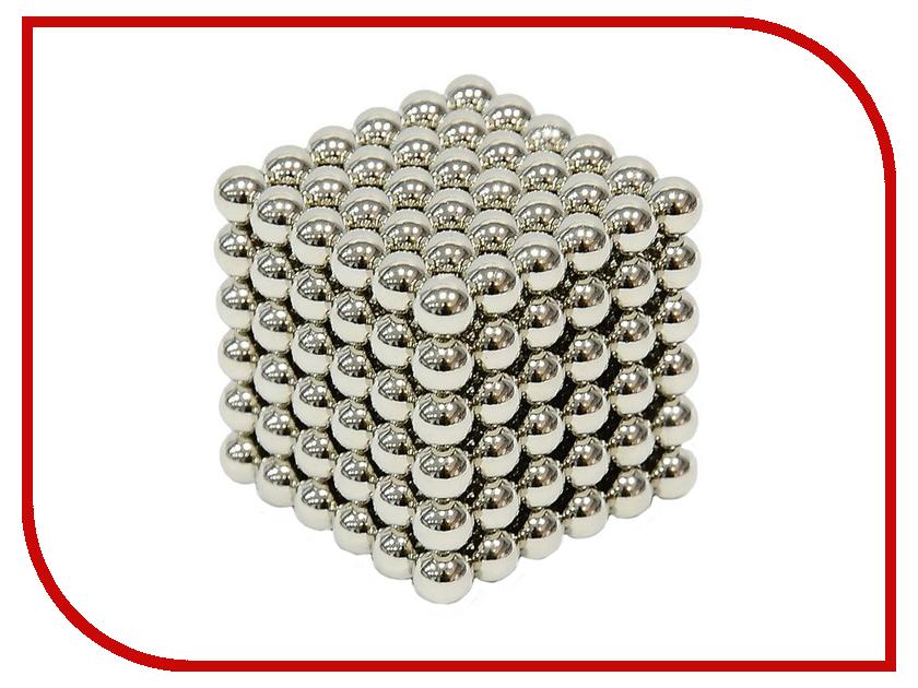 Магниты NeoCube Альфа 216 5mm Silver