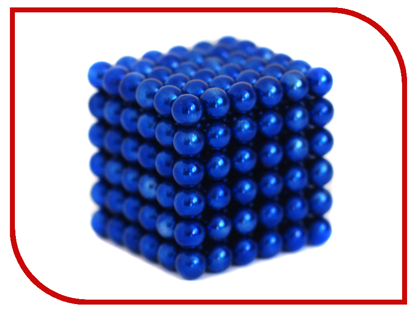 Магниты NeoCube Альфа 216 5mm Bl D5NCBL