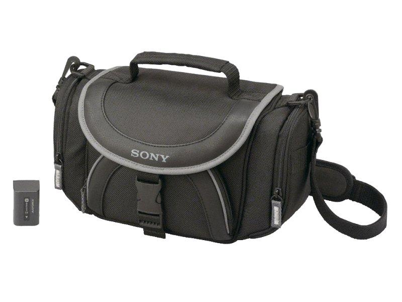 Сумка Sony ACC-FV70 - набор сумка LCS-X30, аккумулятор NP-FV70