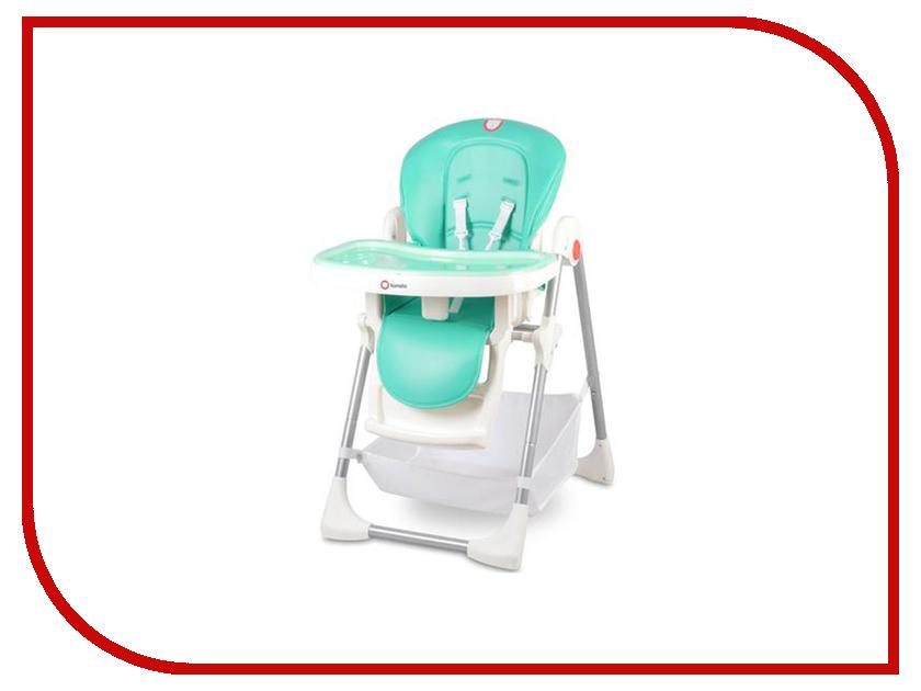 Стул Lionelo Linn Plus Turquoise LoLinnTurq стульчики для кормления lionelo linn plus