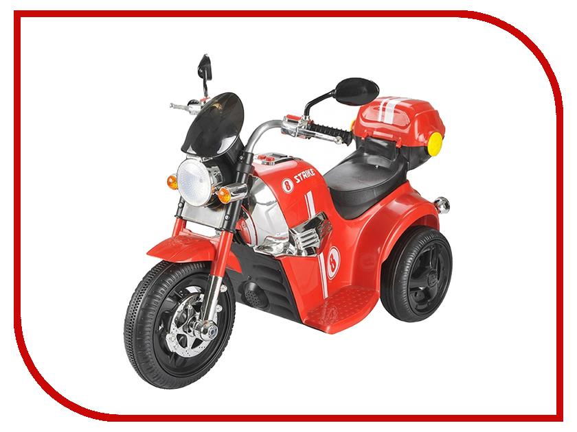 Электромобиль SWEET BABY Трицикл Goldwing Red