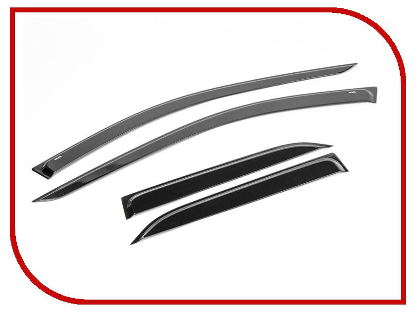 Купить Дефлектор Rival Renault Logan 2005-2014 747102