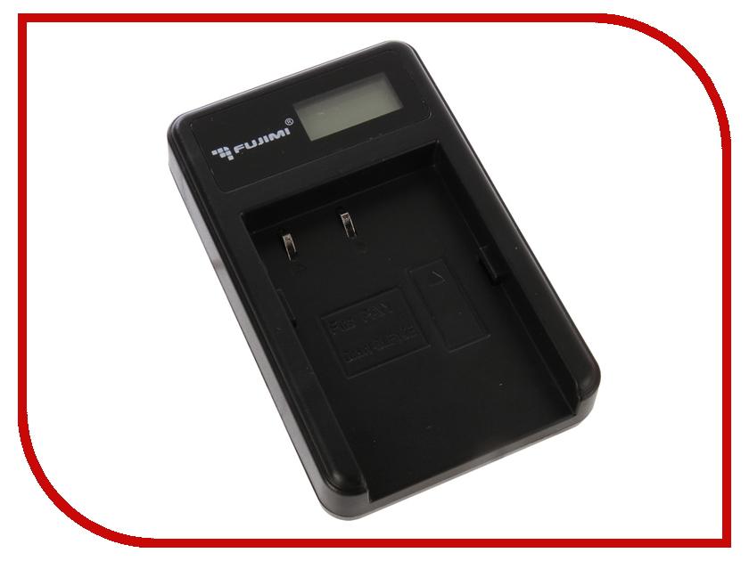 Зарядное устройство Fujimi FJ-UNC-BLF19 + Адаптер питания USB зарядное устройство fujimi fj unc enel3e адаптер питания usb