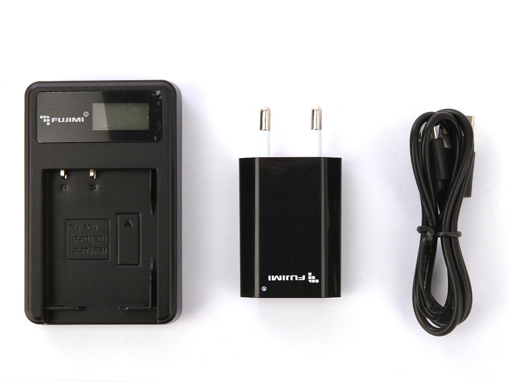 Зарядное устройство Fujimi FJ-UNC-BD1 + Адаптер питания USB 1516