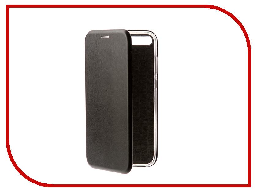 Фото Аксессуар Чехол Huawei Honor 7A Pro Red Line Unit Black УТ000014459 аксессуар чехол книжка huawei honor 6c pro red line book type black