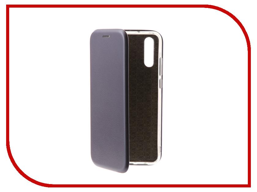 Аксессуар Чехол для Huawei P20 Red Line Unit Blue УТ000015068 mooncase чехол для huawei ascend p8 wallet card slot with kickstand flip leather back white