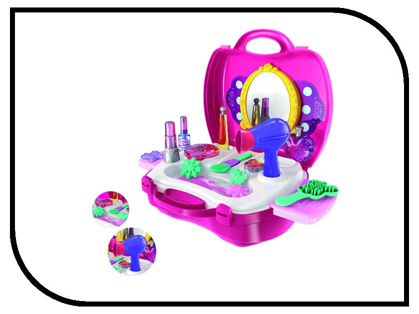 Игра Amico Набор Салон красоты 50817 сюжетно ролевая игра amico набор для уборки в чемодане 41090
