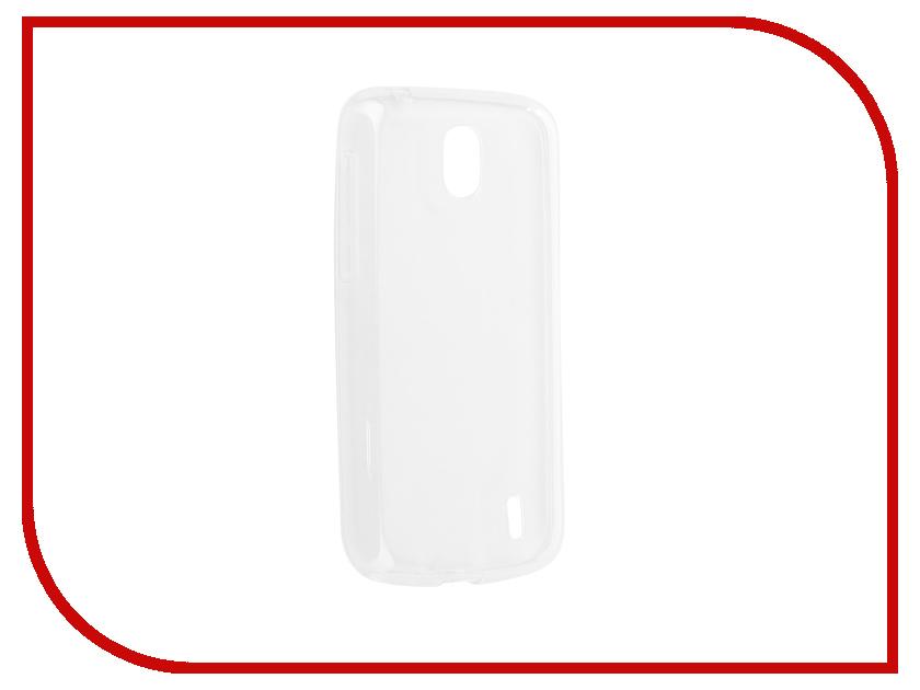 Аксессуар Чехол для Nokia 1 iBox Crystal Transparent аксессуар чехол nokia 5 ibox crystal silicone transparent