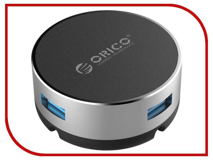 Хаб USB Orico BNS1-SV Silver