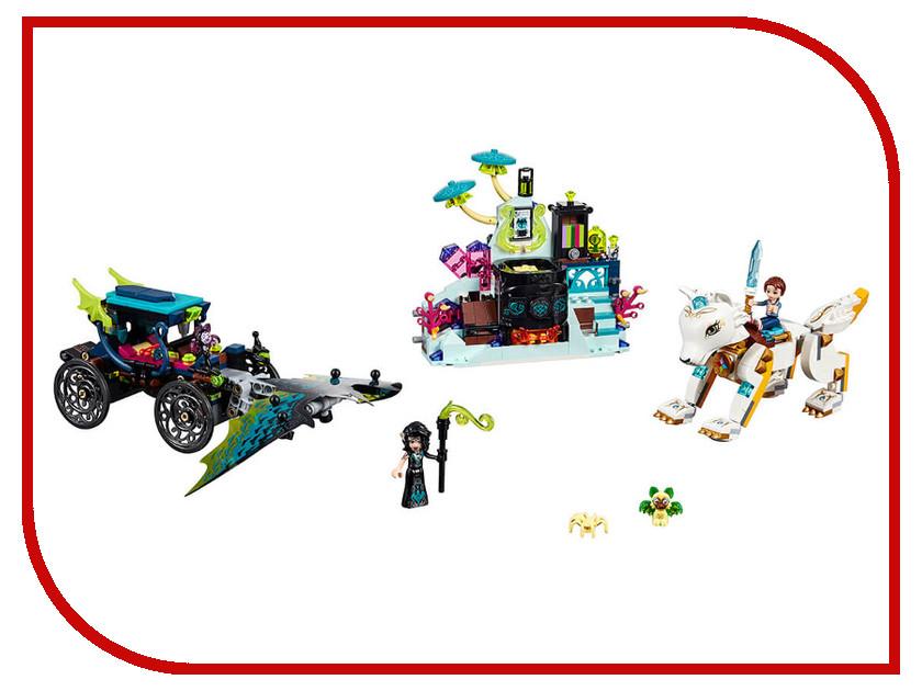 Конструктор Lego Elves Решающий бой между Эмили и Ноктурой 41195