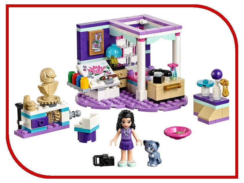 Конструктор Lego Friends Роскошная комната Эммы 41342