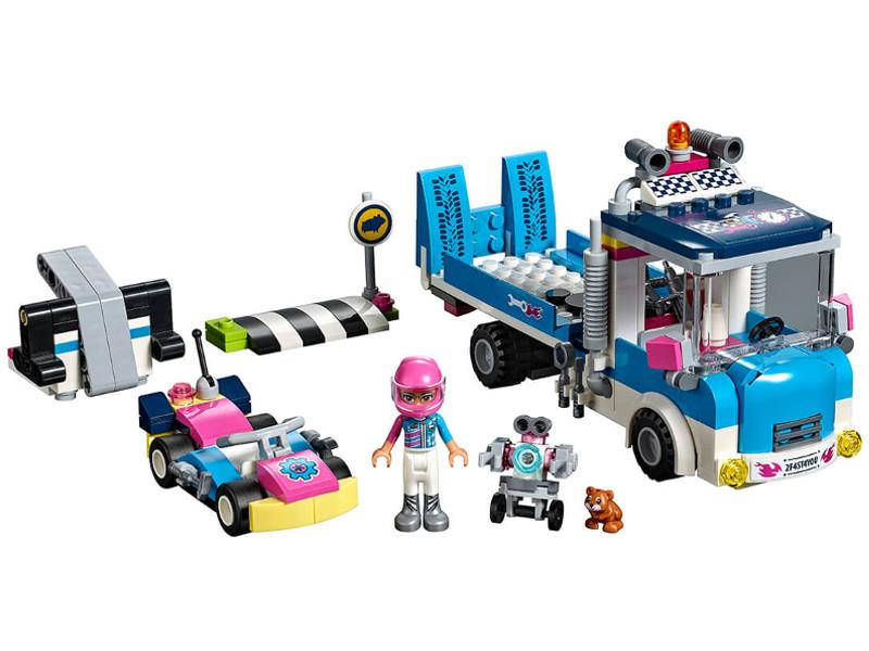 Конструктор Lego Friends Грузовик техобслуживания 41348