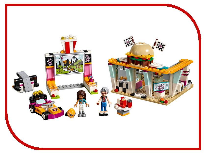 Конструктор Lego Friends Передвижной ресторан 41349 конструктор lego friends огород 561507