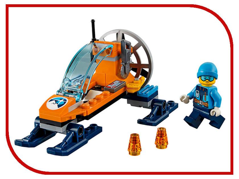 Конструктор Lego City Аэросани 60190 конструктор city lego lego mp002xb00857
