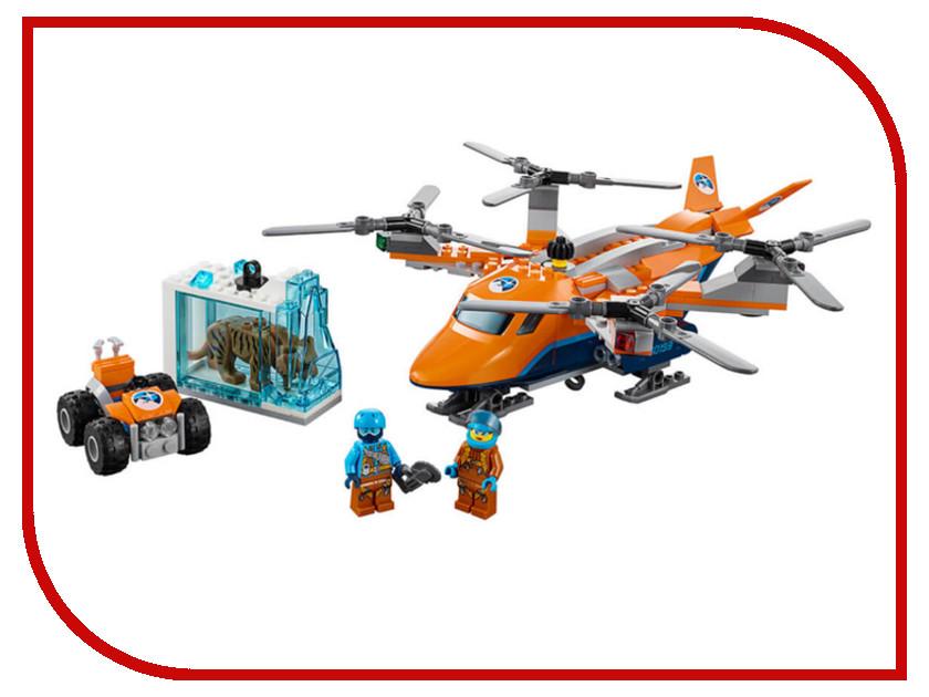 Конструктор Lego City Арктический вертолёт 60193 конструктор city lego lego mp002xb00857