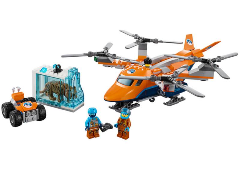 Конструктор Lego City Арктический вертолёт 60193