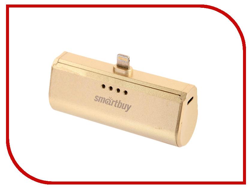 Аккумулятор SmartBuy Turbo-8 2200mAh Lighting 8 pin Gold SBPB-150