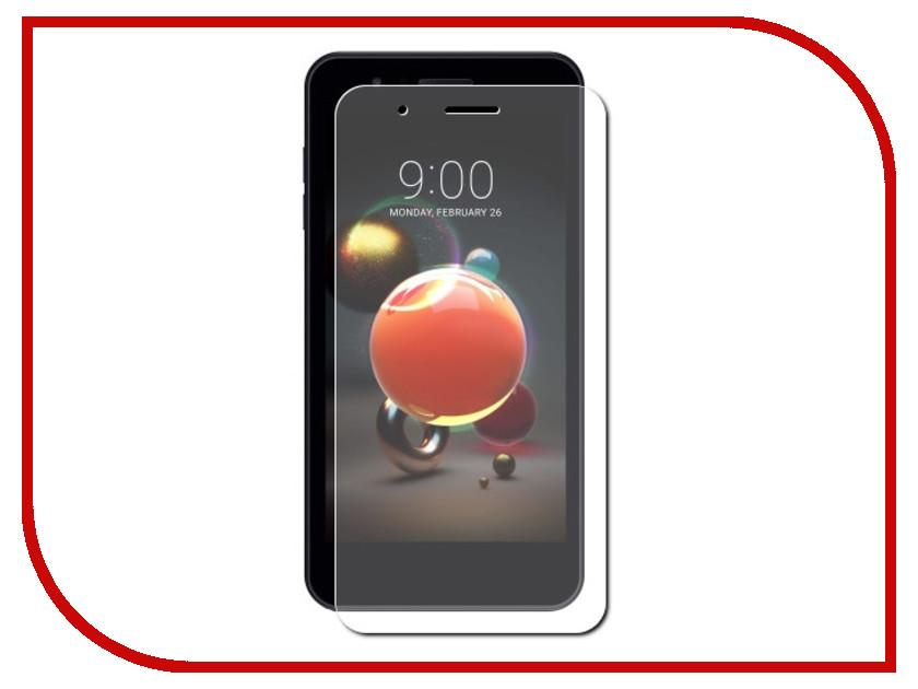 Аксессуар Защитное стекло LG K8 2018 X210EM Svekla ZS-SVLGX210EM аксессуар защитное стекло huawei honor 6c svekla zs svhwh6c
