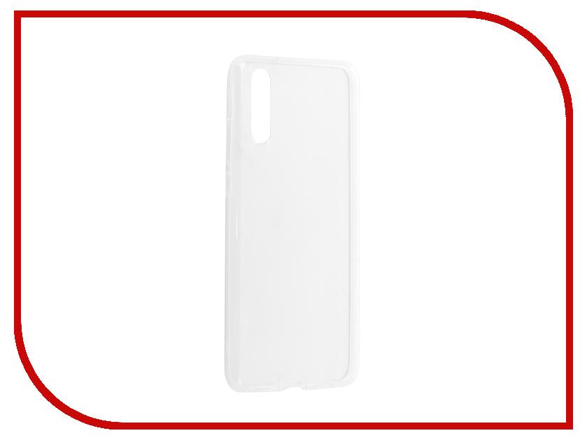Аксессуар Чехол для Huawei P20 Svekla Transparent Silicone Clear SV-HWP20-WH аксессуар чехол huawei y3 ii svekla silicone transparent sv hwy3ii wh