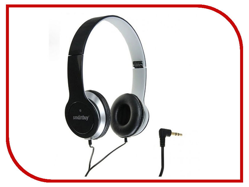 SmartBuy One (On-Ear) Black SBE-9400 smartbuy smartbuy zealot sbe 9310