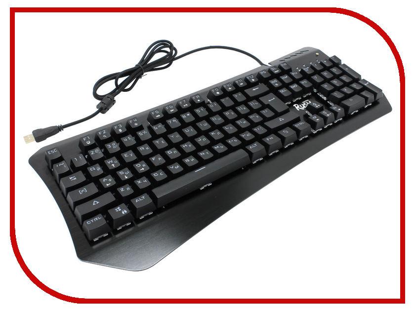 Клавиатура SmartBuy RUSH 306 Black SBK-306G-K